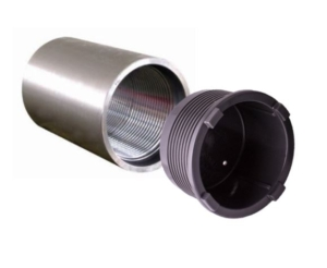 Casing Thread Protector on Pipe Casing