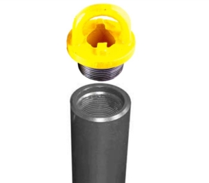 Cast Steel Lifting Bail on Pipe Tool Joint
