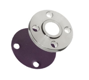 Plastic Flange Protector with Flange