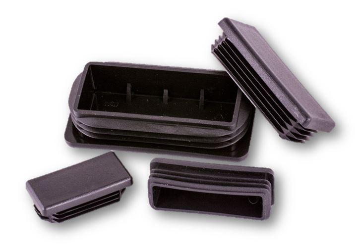 Plastic Rectangle Plugs